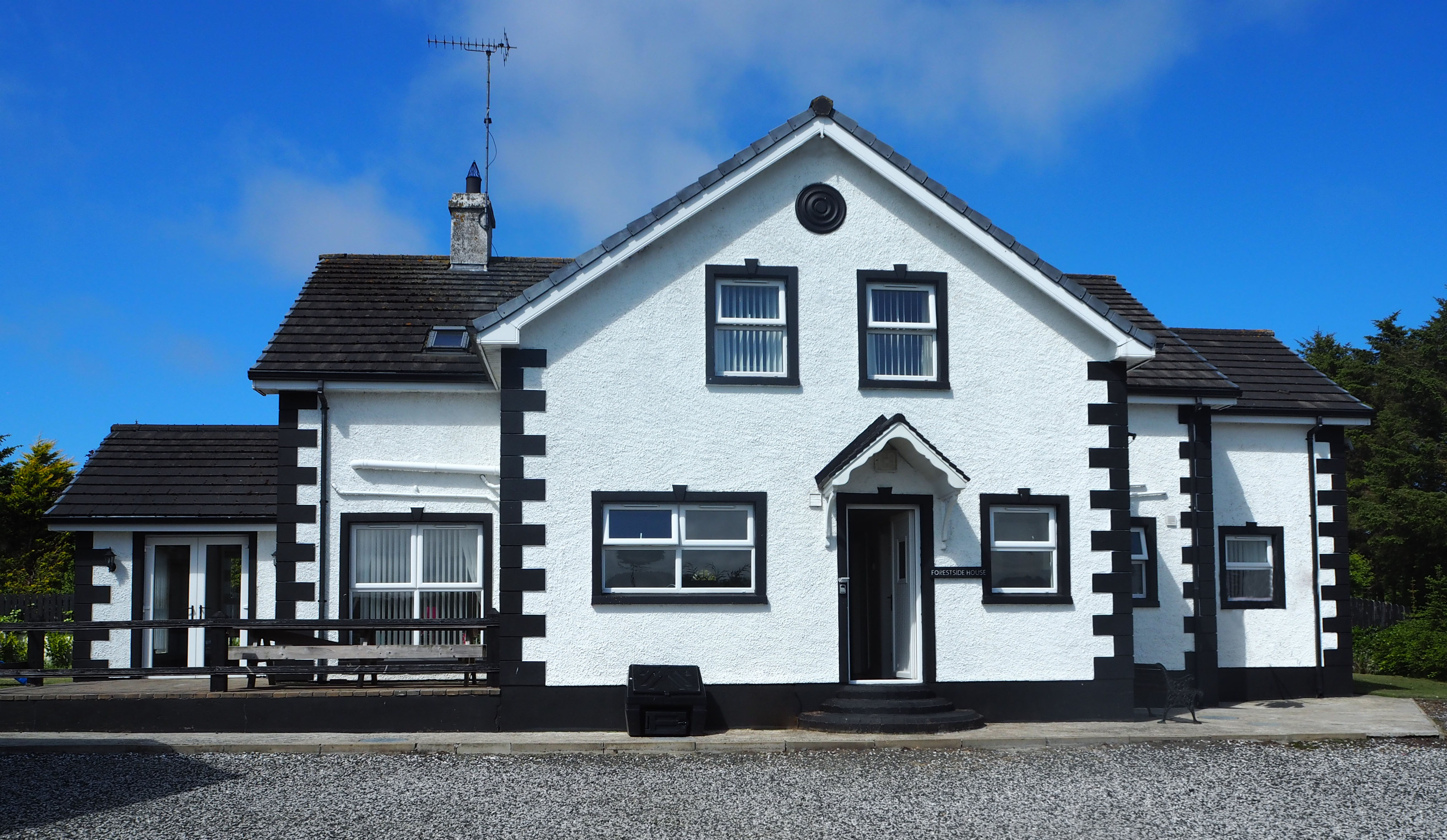 Forestside House Northern Ireland Holiday home self catering