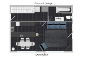 Forestside House Forestside-cottage-floorplan-ground-floor-accomodation-labelled-300x196 Forestside cottage floorplan - ground floor accomodation - labelled